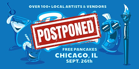 The Chicago Pancakes & Booze Art Show (POSTPONED) tickets