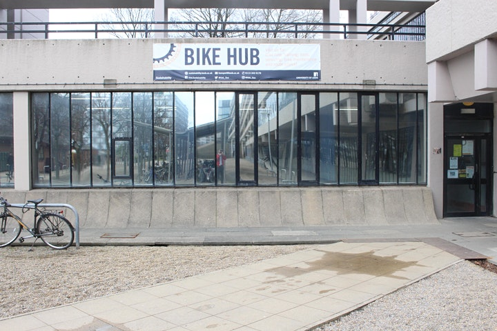 Cycle Maintenance at the Bike Hub (TUESDAYS) image