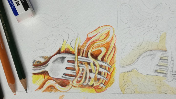 Drawing - Really Seeing (A 3 Week Course with Sophie Artemis) image