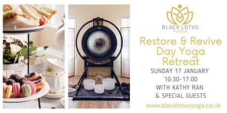 Restore & Revive Day Yoga Retreat tickets
