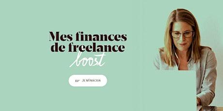 Mes finances de freelance ONLINE - 4 novembre 2020 billets