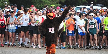 Thanksgiving Turkey Trot tickets