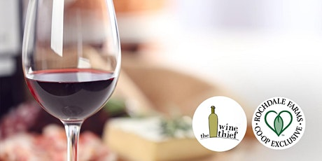 Virtual Event - Wine & Cheese Tasting tickets