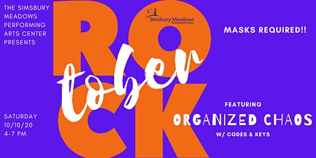 Rocktober Benefit Concert featuring Organized Chaos w/ Codes & Keys tickets