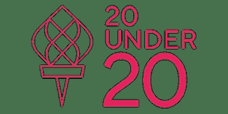 2020 Latinx 20 Under 20 Virtual Gala tickets