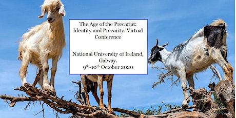 The Age of the Precariat: Identity and Precarity. EDEN 2020 Conference tickets