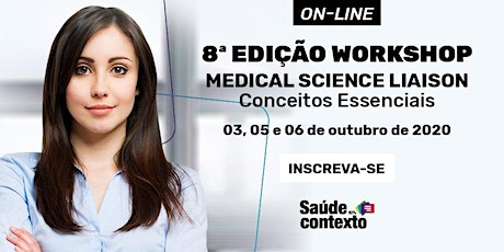 WORKSHOP MEDICAL SCIENCE LIAISON - 8ª edição ingressos