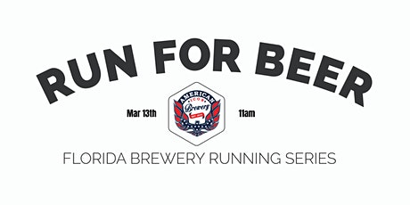 Beer Run American Icon  Vero |2020-2021  Florida Brewery Running Series tickets