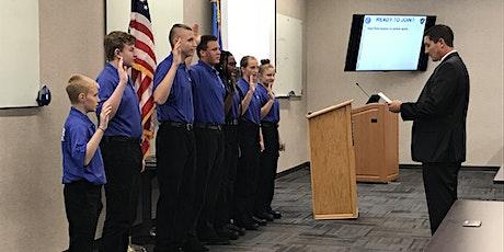 West Fargo Police Explorer Award Ceremony tickets