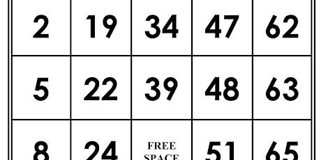 ULTIMATE Fitness Bingo tickets