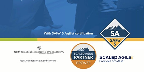 Virtual North Texas Leadership Development Academy - Leading SAFe (SA) tickets