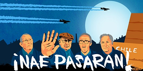 Private screening of Nae Pasaran with Felipe Bustos Sierra tickets