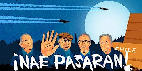 Private screening of Nae Pasaran with Felipe Bustos Sierra tickets