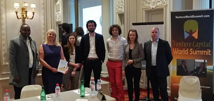 Paris 2021 Q4 Venture Capital World Summit image