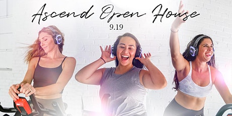 Ascend Garage Open House tickets