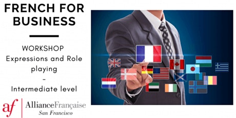 Weekly French for Business (Intermediate) tickets