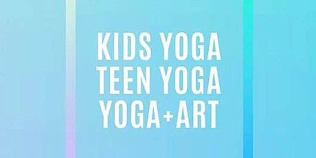 *Try it Day* Kids Yoga + Art (3-9y) tickets