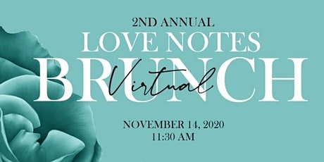 Love Notes Brunch tickets