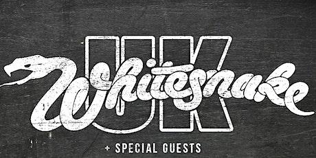 Whitesnake UK tickets