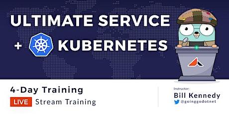 [Instructor-led Livestream] Ultimate Service with Kubernetes