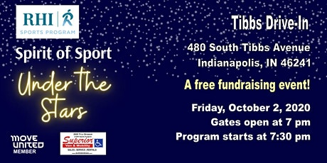 Spirit of Sport: Under the Stars tickets