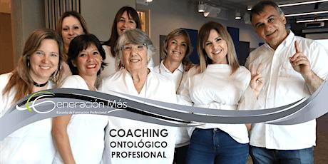 Formación en COACHING  Profesional c/Certificación Avalada tickets