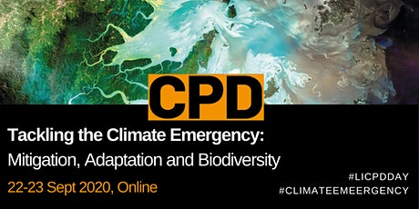 Tackling Climate and Biodiversity Emergencies tickets