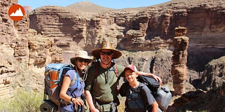 Backpacking the Grand Canyon tickets