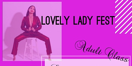 Lovely Lady Fest tickets