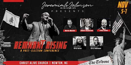 Remnant Rising Conference - LIVESTREAM/AUDIO tickets