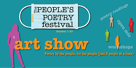 People's Poetry Festival Art and Poetry Pairing Exhibit tickets