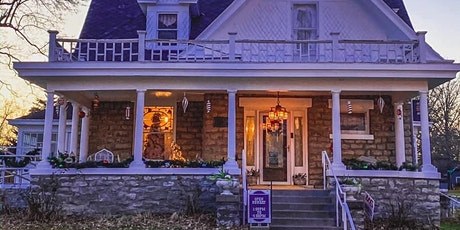 Dillingham-Lewis House Ghost Hunt tickets