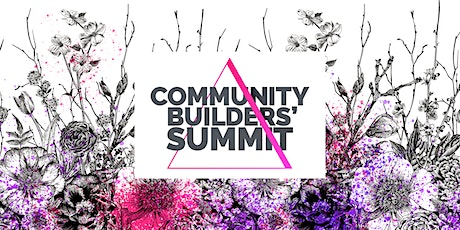Community Builders' Summit 2020: Agents of Change tickets