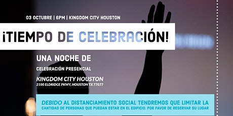 LT- Tiempo de Celebración- 6pm tickets