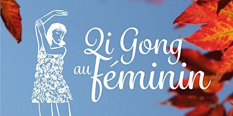 Qi Gong au féminin - Montréal tickets