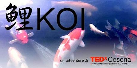 KOI | TEDxCesena Adventure tickets