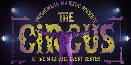 The Circus at the MEC tickets