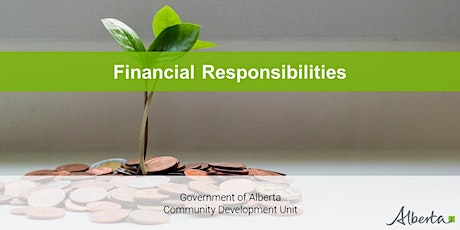 Financial Responsibilities - A Live Interactive  Webinar tickets