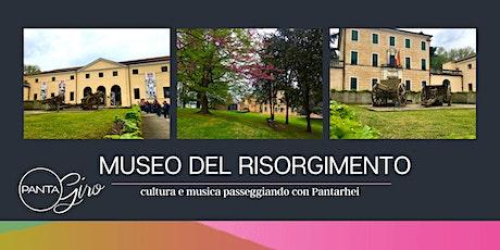 Passeggiata nella Storia: al Museo del Risorgimento con il PantaGiro biglietti