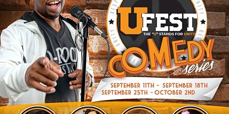 UFEST Comedy Series tickets