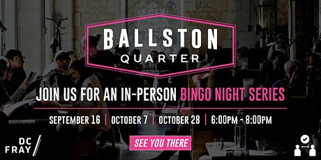 Beer and Bingo at Ballston Quarter tickets