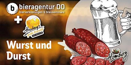 Wurst & Durst Tickets