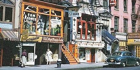 Greenwich Village Virtual Walking Tour with Toni Greenbaum tickets
