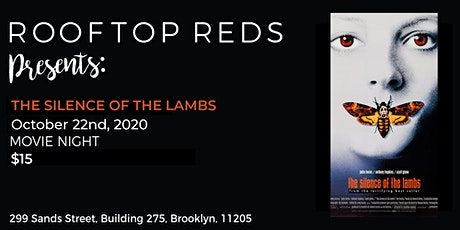 Rooftop Reds Presents: The Silence of the Lambs tickets