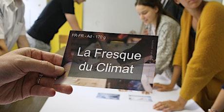 La Fresque du Climat au Grain de Pression billets