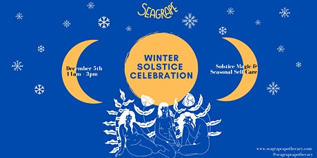 Winter Solstice Symposium: A Celebration of Magic & Self-Care tickets