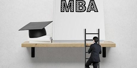 University of Northampton MBA Webinar for Canada tickets