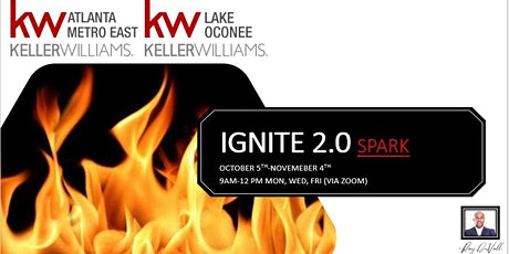 Ignite 2.0 SPARK tickets
