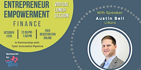 Entrepreneurial Empowerment Series: Finance tickets