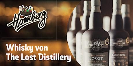 The lost Distillery - Online Tasting Tickets